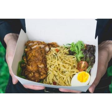 Crispy Chicken Combo (Set)