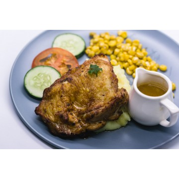Grilled Chicken Combo (Set)