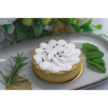 Earl Grey Lavender Tartlet