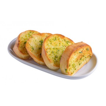 Garlic Bread (4pcs)