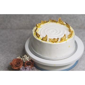 Honey Yuzu Cake (Whole)