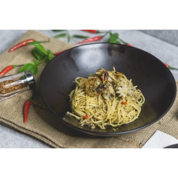Mala Seafood Pasta