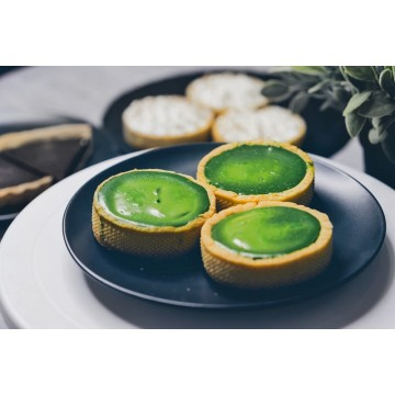 Matcha Green Tea Tartlet