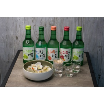 Soju / Sake / Wine